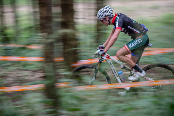 Kargo Pro MTB's Alan Hatherly will look to use Sunday's Sappi Howick MTB Classic as part of his preparations for his upcoming UCI MTB World Cup assignment in Switzerland. - Anthony Grote/ Gameplan Media