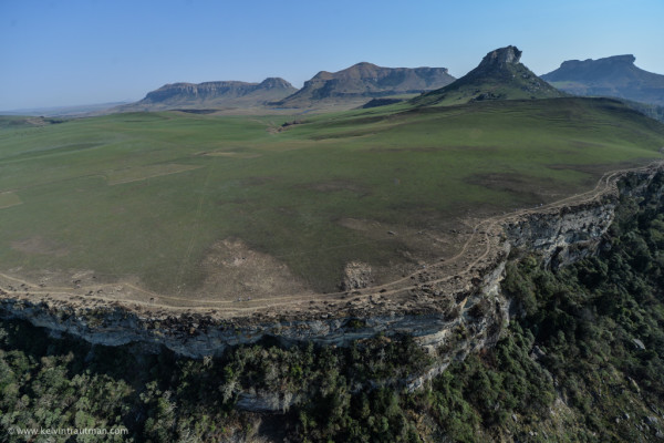 "The Berg and Bush mountain bike event marks a ""decade of dirt"" this year with major celebrations and extensive route changes planned for the 10th edition of the Central Drakensberg stage race later this year. Photos: Kelvin Trautman"