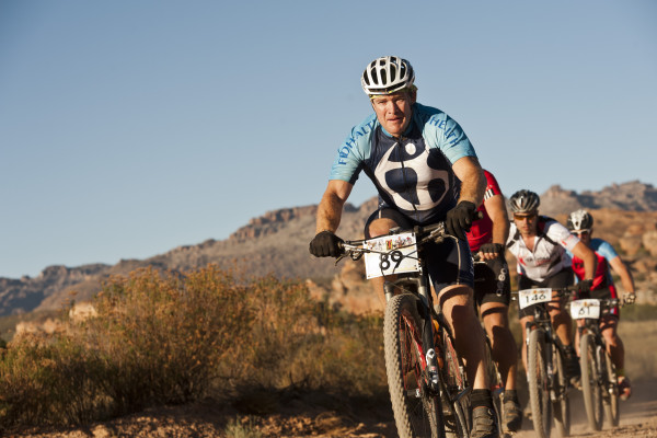 South Africa's leading medical scheme, Fedhealth, is taking their stance on family health care one step further by introducing the exciting Fedhealth MTB Challenge that will take place on Sunday, 06 September 2015 at the picturesque Meerendal Wine Estate (Durbanville) as part of the action packed ISUZU MTB Festival.  Photo Credit:  Cherie Vale / NEWSPORT MEDIA