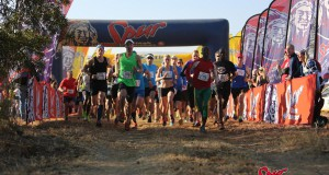 The Spur Gauteng Winter Trail Series™ 2015 kicked off last Sunday at B'Sorah with almost 1200 runners braving the winter chill. Image by Anton Steenkamp