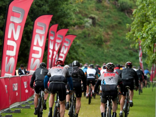 The ISUZU MTB Festival Cape Town will take place at Meerendal  Wine Estate (Durbanville) on Saturday, 05 September 2015 and Sunday, 06 September 2015.  PHOTO CREDIT:  Cherie Vale / NEWSPORT MEDIA