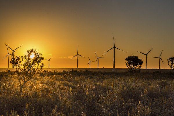 The JBay MTB Open which forms part of the JBay Winterfest carries the unique distinction of being the only MTB event in Africa to run through a wind farm. This association has now been taken a step further with the Jeffreys Bay Wind Farm coming on board as title sponsor of the event.
