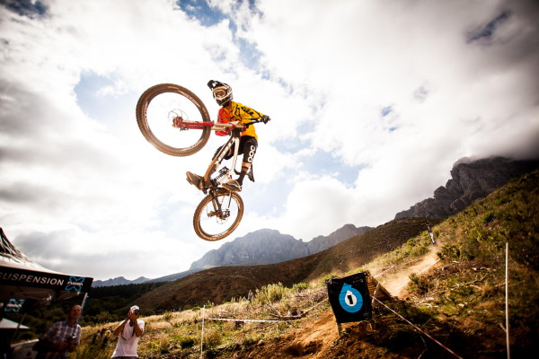 Downhillers countrywide can expect a tip-top course worthy of hosting the 2015 Stihl South African Mountain Bike Championships presented by Subaru Cape Town/Novus Holdings when the national champs take place in Jonkershoek, Stellenbosch on Sunday 19 July. Ewald Sadie/Gameplan Media