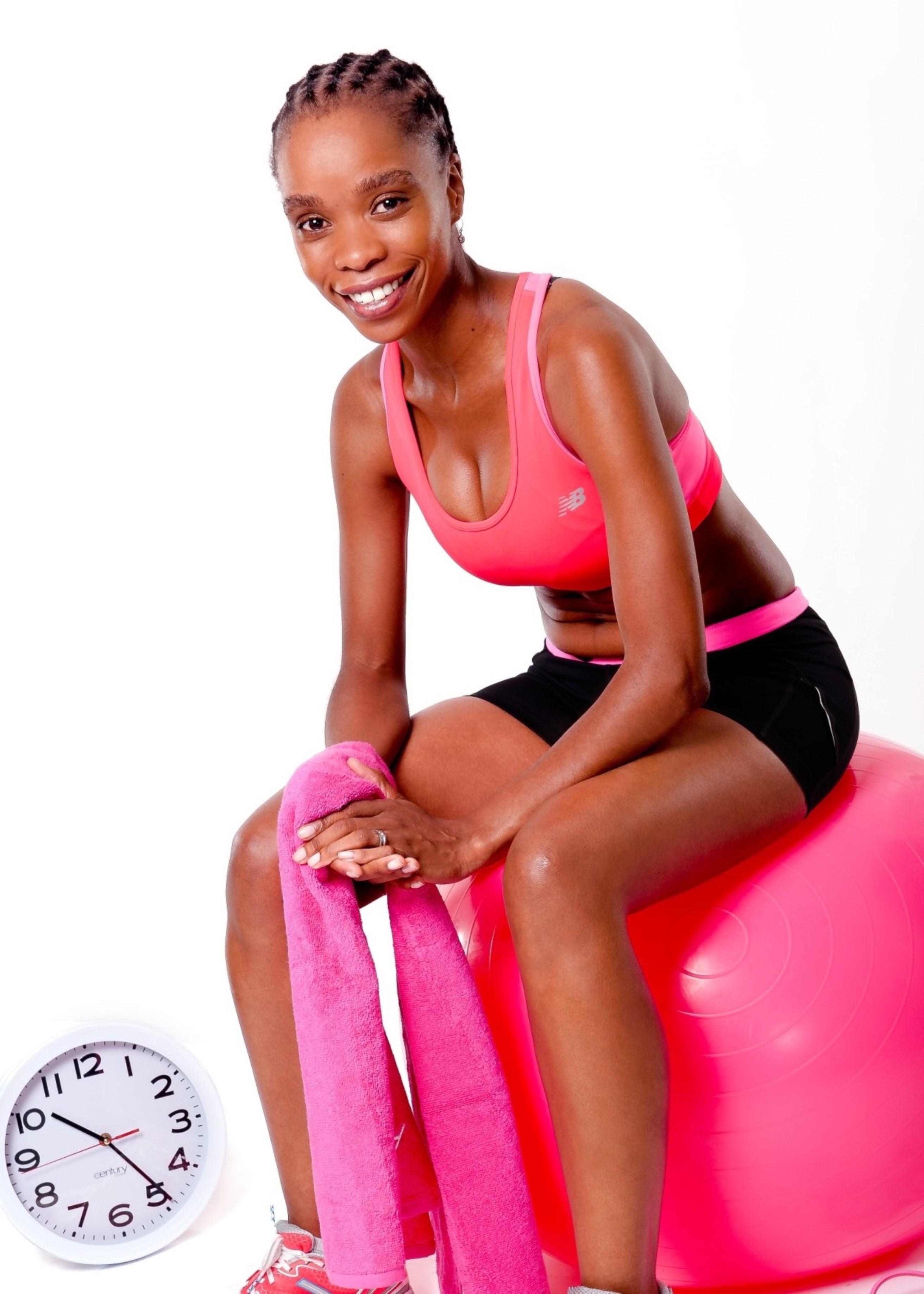 Radio personality, Phindi Gule is proud to be an ambassador of the exciting Totalsports Women's Race series that will take place in Durban (Sunday, 19 July 2015), Johannesburg (Sunday, 09 August 2015) and Stellenbosch (Monday, 10 August 2015).  Photo Credit:  Sbonelo Ngcobo