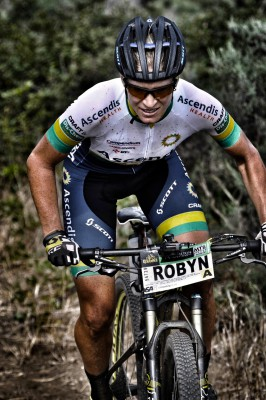 Three-time South African marathon champion Robyn de Groot will line up for the RECM Knysna 200 mountain bike stage race on Saturday. Photo: Zoon Cronje