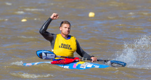 Nine times champion Hank McGregor has decided to challenge for a record tenth title in the Berg River Canoe Marathon. - John Hishin/ Gameplan Media