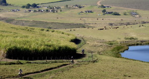 Participants of Sunday 2 August's 2015 Illovo Eston MTB Challenge can look forward to spectacular views and pristine trails, all the while contributing towards the host venue - the Eston Club - and the local community. Anthony Grote/ Gameplan Media