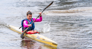 Following her second place finish in 2014 Western Cape paddler Bianca Beavitt has been working hard and is hoping that she can go one better at the 2015 Berg River Canoe Marathon from Paarl to Velddrif from 15-18 July.