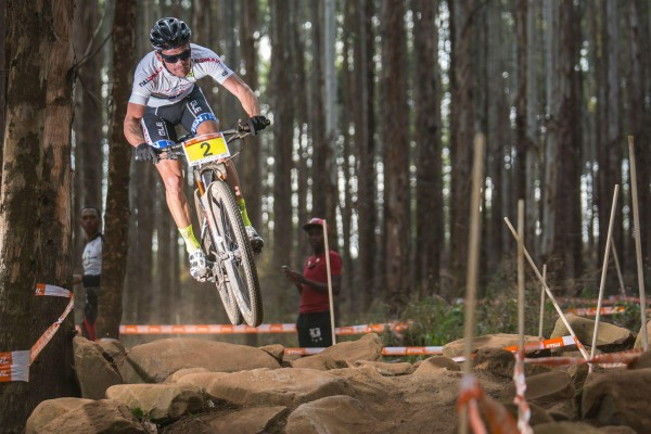 Defending South African Cross Country Champion and Full Dynamix/USN's Rourke Croeser will be back in the country to defend his national title at the 2015 Stihl South African Mountain Bike Championships presented by Subaru Cape Town/Novus Holdings on Saturday 18 July. Andrew Mc Fadden/ Gameplan Media