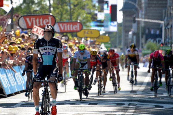 Victory for Zdenek Stybar ( EQS ) - Crédit : ASO/P.Perreve