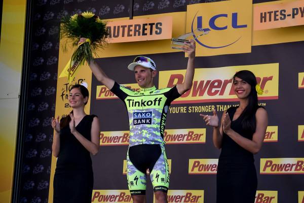 Rafal MAJKA (TCS) winner of the day  - Crédit : SO/P.Perreve