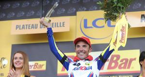Joaquim Rodriguez ( KAT) stage winner - Crédit : ASO/G.Demouveaux