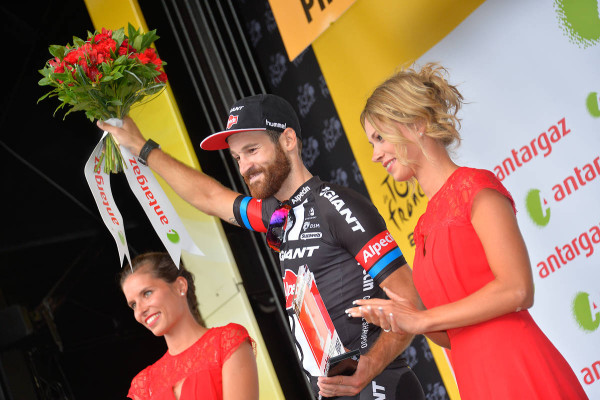 The first stage of the Alps went to Simon Geschke (TGA) - Crédit : ASO/G.Demouveaux