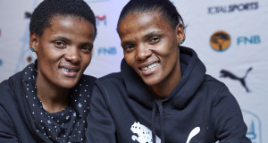 UMA South Africa continues to expand their running footprint and establish themselves as an elite running brand as they welcome distance runner Yolande Maclean, track and field athletes Jeremiah Motsau and Ransto Mokopane, and twins Lebo and Lebogang Phalula to their stable of top performers.
