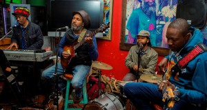 Cape Town based reggae band, Rivertones will command the stage at the XTERRA Party presented by Windhoek and PUMA at Cruise Café, Knysna on Thursday, 09 July 2015.  Photo Credit:  Theo Botha