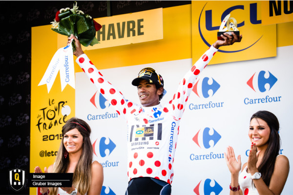 Dream Tour de France for MTN-Qhubeka p/b Samsung - Gruber Images