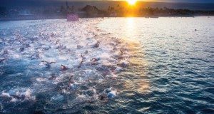 Age groupers compete in the 2014 Ironman World Championship. Photo: Endurapix