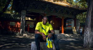 World's Fastest Man and 14 times World & Olympic Gold Medalist Usain Bolt returns to Beijing in confident mood ahead of the 15th IAAF World Championships.