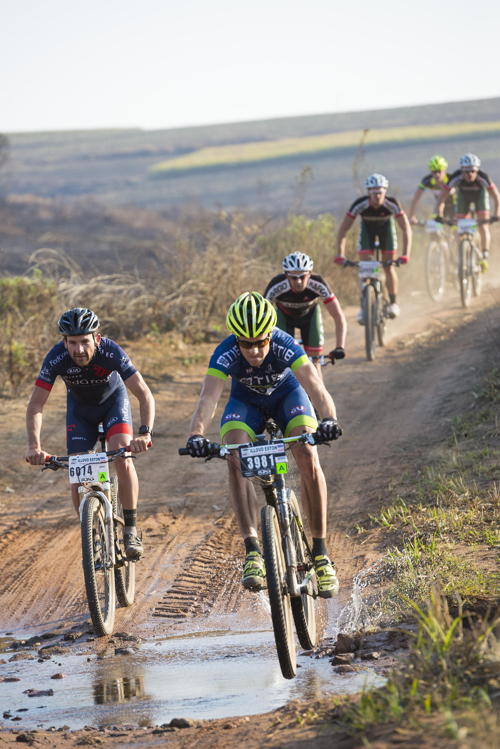 TIB Insurance's Andrew Hill will hope to fend off a strong men's field at this weekend's Sunday Tribune Jeep Hill2Hill, the penultimate event of the 2015 Quattro ROAG Series. Anthony Grote/ Gameplan Media
