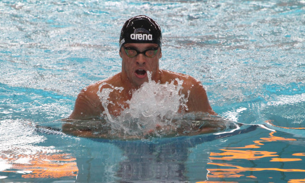Following a disastrous elbow injury Ayrton Sweeney was unsure as to whether he was going to be able to swim again in 2015 however through determination and the help of the KZN Department of Sport and Recreation backed Elite Athlete Development Programme he competed at the World Championships as well as bagging three medals at the recent Africa Games. Supplied/ Gameplan Media