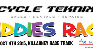 Kiddies Race Flyer Banner