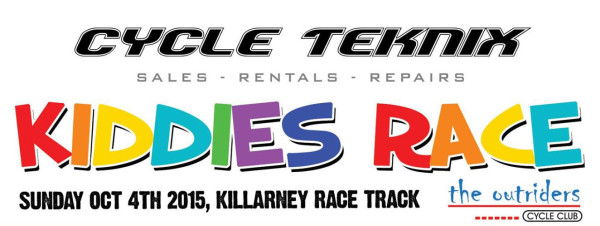 Kiddies Race Flyer Banner