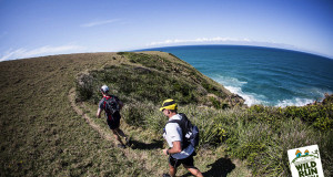 Some of the scenes trail runners will get to experience during the Wildcoast Wildrun®. Image by Dylan Haskin
