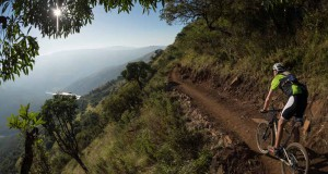 """The Old Mutual joBerg2c stage race has teamed up with Game On Sports and Travel to help international mountain bikers discover and """"Ride South Africa""""."""