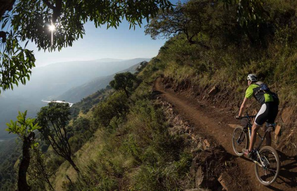 "The Old Mutual joBerg2c stage race has teamed up with Game On Sports and Travel to help international mountain bikers discover and ""Ride South Africa""."
