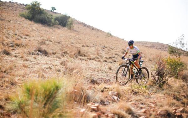 TrailSeeker HazelDean Ladies winner Robyn de Groot
