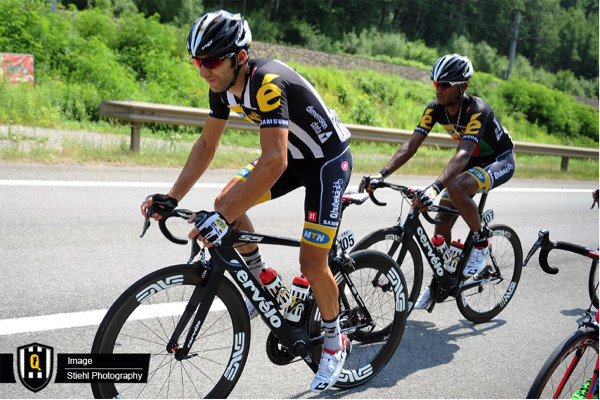 After announcing a number of new additions to Africa's Team this week, it is with great pride that Team MTN-Qhubeka p/b Samsung, who are set to race as Team Dimension Data from 2016, are now able to confirm 6 more African rider renewals.