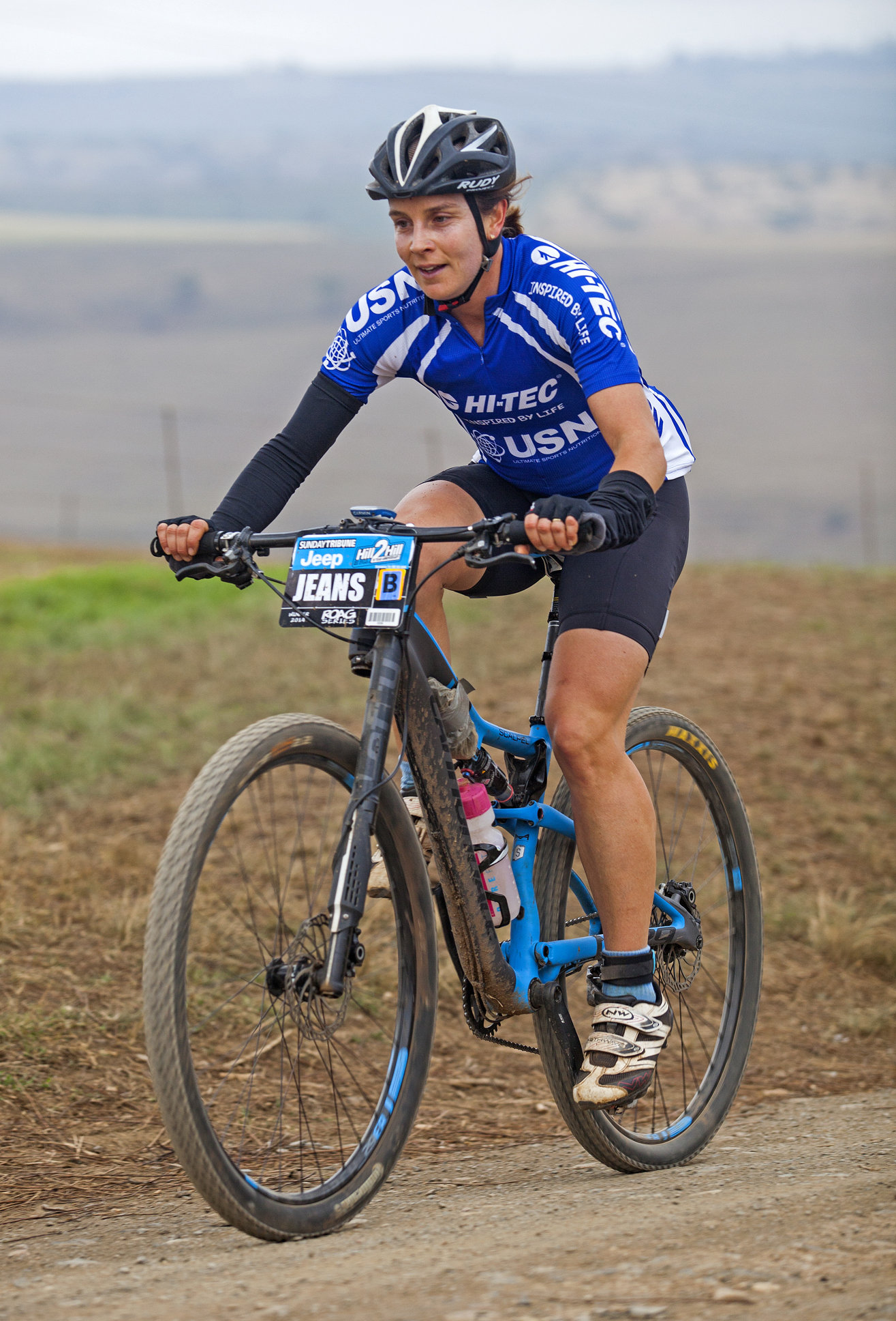USN/Hi-Tec's Jeannie Dreyer's is expected to wrap up the women's Quattro ROAG Series title at the upcoming Lake Eland Quattro Classic powered by the Burry Stander Foundation on Sunday, 4 October. Jon Ivins/ Gameplan Media