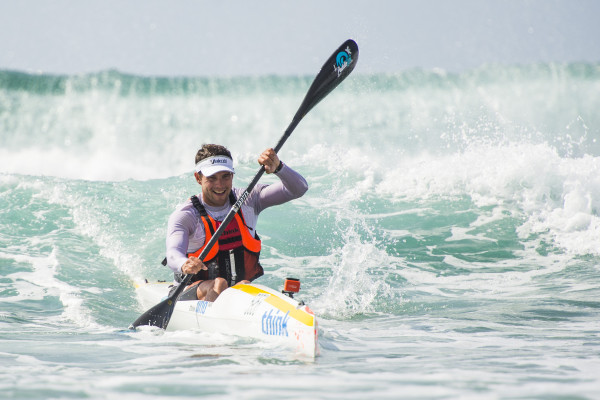 With the 2013 ICF Ocean Racing World Championship crown on the line defending champion and Think Kayak star Sean Rice will be hoping to retain his crown when he takes on the world's best in Tahiti this weekend.
