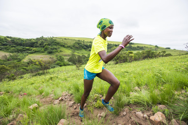 Xoli Madida has won the 2013 and 2014 18km women's trail run of STIHL Sharks Trail Adventure and heads to Summerveld Estate, Shongweni on Sunday, 6 December eager to make it three in a row. Xoli Madida has won the 2013 and 2014 18km women's trail run of STIHL Sharks Trail Adventure and heads to Summerveld Estate, Shongweni on Sunday, 6 December eager to make it three in a row. Xoli Madida has won the 2013 and 2014 18km women's trail run of STIHL Sharks Trail Adventure and heads to Summerveld Estate, Shongweni on Sunday, 6 December eager to make it three in a row. Anthony Grote/ Gameplan Media