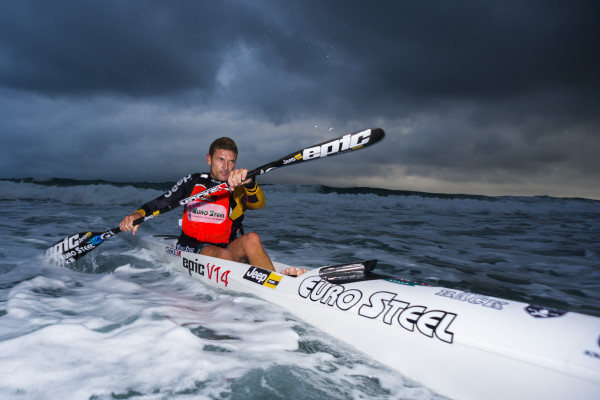 Euro Steel/Epic Kayaks' Hank McGregor wrapped up his third race win of the 2015 Illovo Suncoast Pirates Wall and Back Surfski Series on Friday before turning his attention to his upcoming international commitments. Anthony Grote/ Gameplan Media