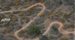 Exquiste trails are in store for riders at Nissan TrailSeeker Meerendal Photo Credit: Zoon Cronje