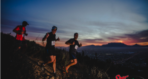 Sunset runs are sure to be a highlight again at next year's Spur Cape Summer Trail Series® with the new venue, Kirstenbosch Botanical Gardens, set to thrill. Image by Ewald Sadie
