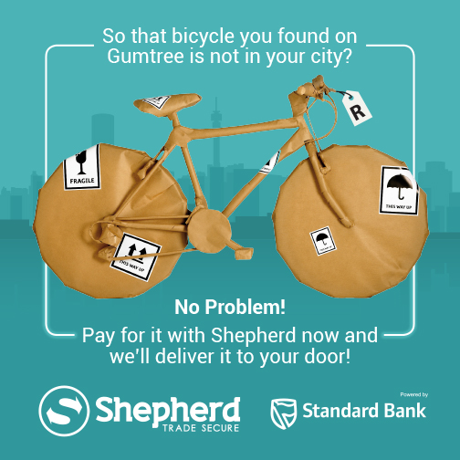 Shepherd Cycling Campaign - FB-Post