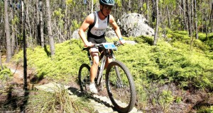Charl-Stephan Nienaber XTERRA Grabouw MTB photo credit Jetline Action Photo
