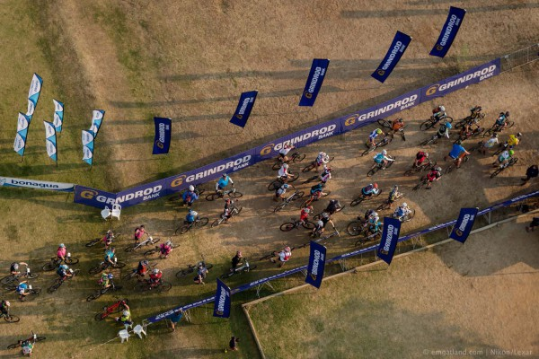 Grindrod Bank have secured the title sponsorship of Berg and Bush, one of the country's premier multistage mountain bike races. The 11th edition of the KwaZulu-Natal event starts on October 7. Photo: Em Gatland
