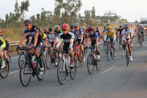 Riders in this year's Rudy Project Berge en Dale Classic, presented by Optimum Financial Services, will enjoy a safer run-in to the finish. Photo: Supplied