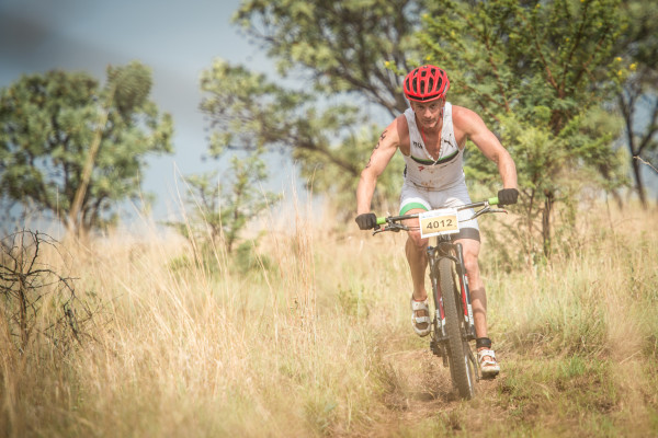 Bradley Weiss XTERRA Buffelspoort photo credit Tobias Ginsberg