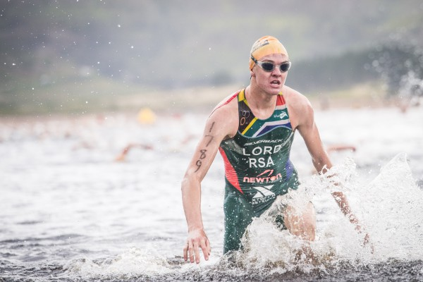 Stellenbosch based XTERRA athlete, Michael Lord will take part in the Sanlam Cape Mile on Sunday, 07 February 2016 in preparation for the Fedhealth XTERRA SA Championship at the same venue the weekend of 19 – 21 February 2016.  Seen here:  Michael Lord in action at the 2015 Fedhealth XTERRA SA Championship.  Photo Credit:  Volume Photography