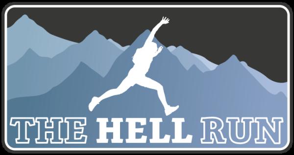 The Hell Run Logo