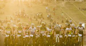 Start of the MTO songo.info Champions Race