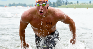King of Midmar, Chad Ho, will be up against stiff competition when he vies for his seventh Midmar title at this year's 43rd Midmar Mile, one of the world's largest open water swims