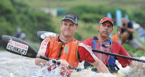 Eric Bothma's (back) run of consecutive Non-Stop Dusi Canoe Marathon finishes will end at nineteen after the 49 year-old opted out of the 20th edition of the race set to take place on Friday, 4 March.