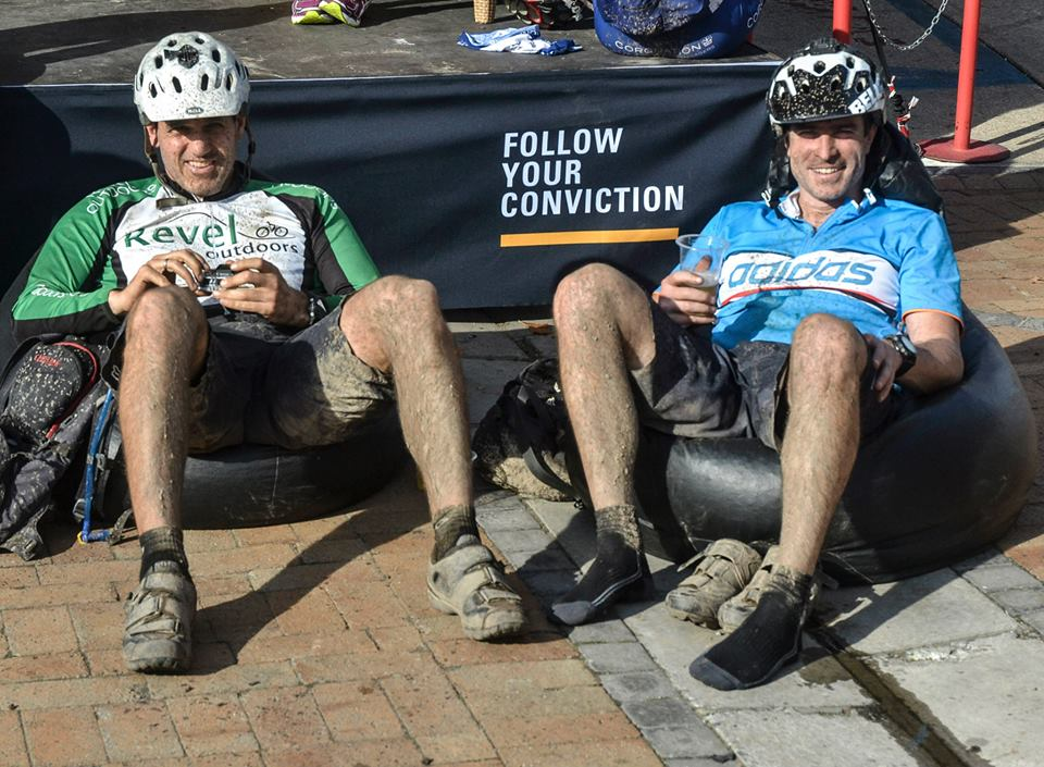 2.The RECM Knysna 200 boasts a very relaxed atmosphere. Photo by: Julie Anne Hoffman