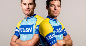 The USN Purefit duo of Waylon Woolcock (left) and Darren Lill (right) will be put under pressure as they look to retain their title at the 2016 KAP sani2c starting from 12-14 May. Supplied/ Gameplan Media