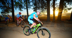 Team Telkom star Johann Rabie will be hoping that he and team mate Hendrik Kruger can go one better than his previous two runners-up finishes at the 2016 KAP sani2c starting from 12-14 May. Supplied/ Gameplan Media